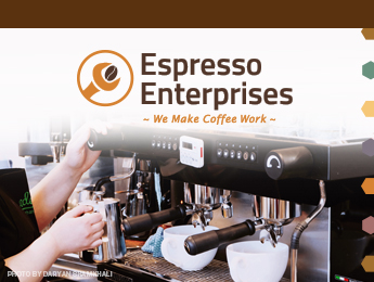 We sell espresso machines.